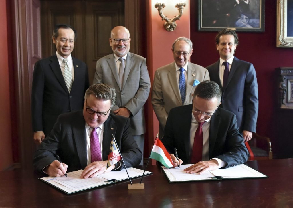 'Lex CEU' Controversy: Hungarian Gov't Signs Agreement on US-Based McDaniel College's Budapest Campus post's picture