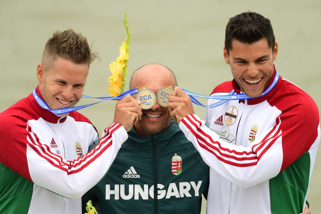 Hungary Triumphs at 2017 Canoe Sprint European Championships! post's picture