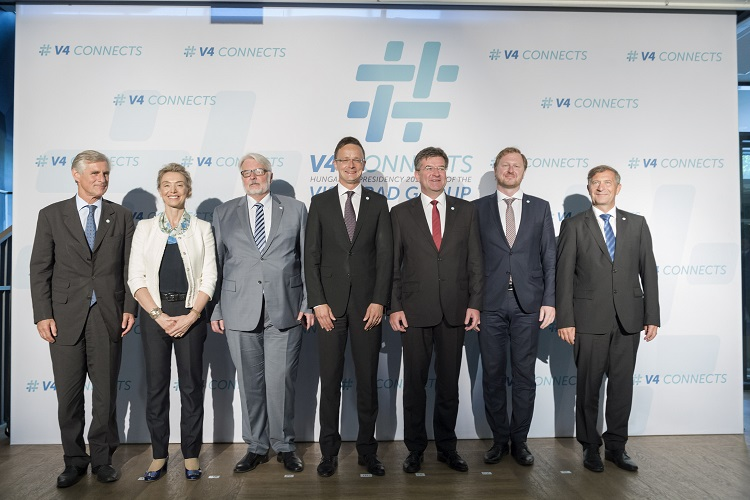 Central Europe's Top Diplomats Meet In Budapest To Urge Brussels To Speed Up Integration Of The Western Balkans post's picture