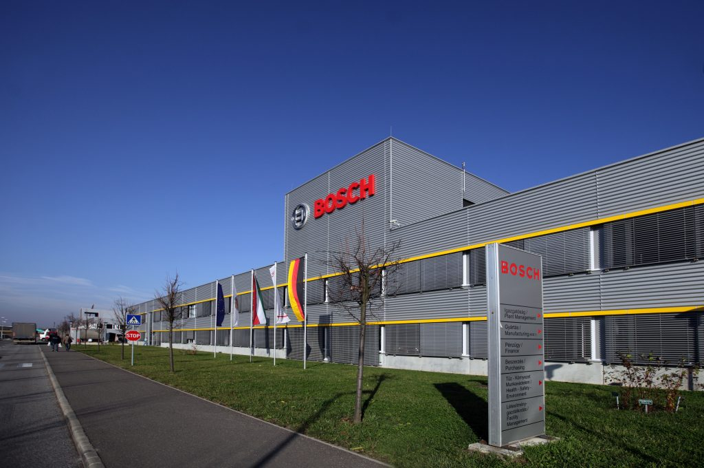 German Engineering Giant BOSCH Expands Services In Northeast Hungary post's picture