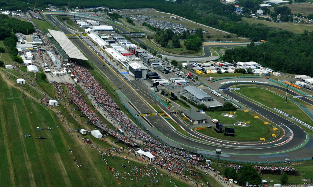 Hungary's Formula 1 Race Track Hungaroring to Get 114 Million Euro Upgrade post's picture