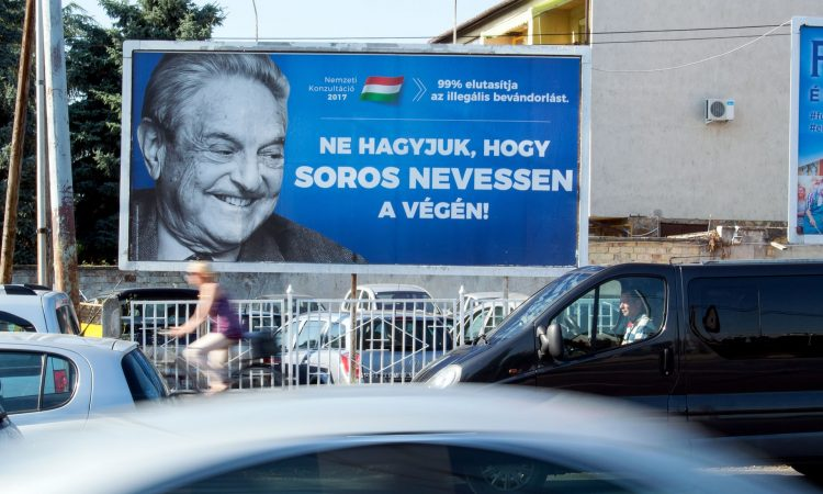 "Soros Foundation Appeals to Strasbourg Court Over ""Stop Soros"" Laws post's picture"
