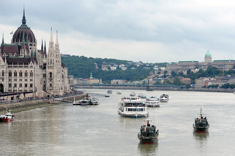 Danube Among Rivers Most Polluted with Antibiotics post's picture