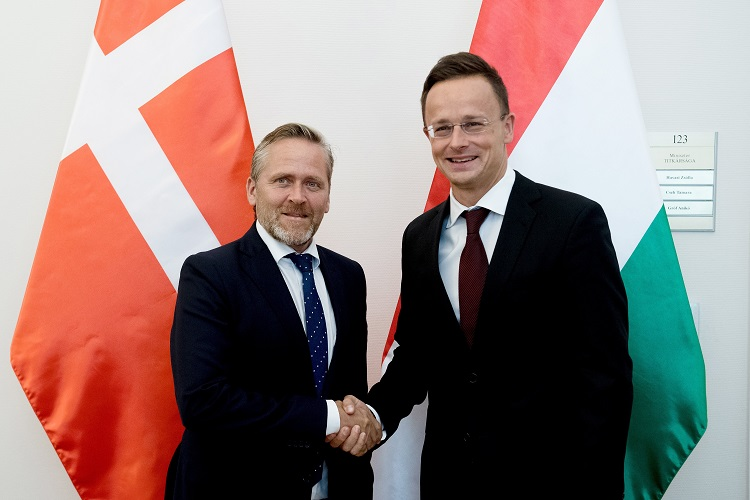 Denmark And Hungary Have More Agreements Than Disagreements, Foreign Ministers Agree In Budapest post's picture