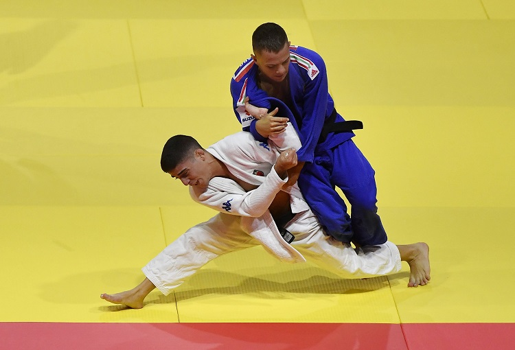 International Judo Federation Moves HQ to Budapest post's picture
