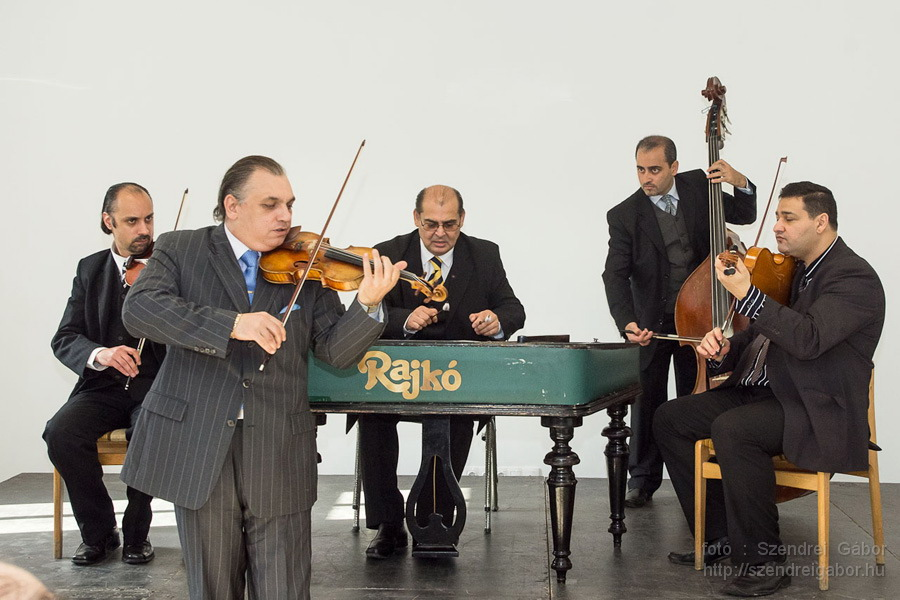 Tunes Of 65 Years – Rajkó Gypsy Music Band To Give A Gala Concert In Palace Of Arts post's picture