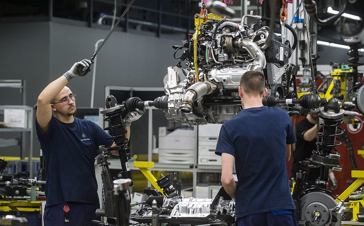 Expansion of Mercedes Factory in Kecskemét Stopped Temporarily post's picture