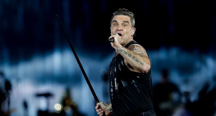 How 'Heavy' was the Entertainment In Budapest? – Robbie Williams' Concert in the Hungarian Capital post's picture