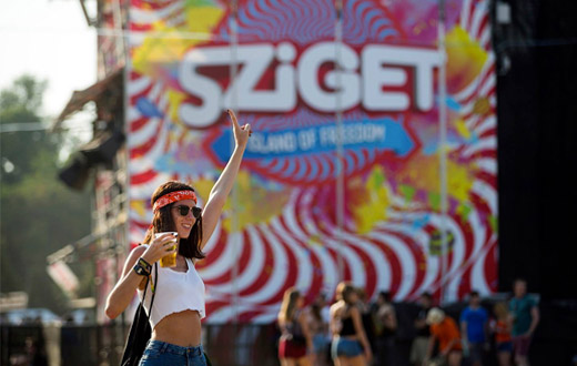 Total Number of Visitors at the 25th Sziget Festival Announced post's picture