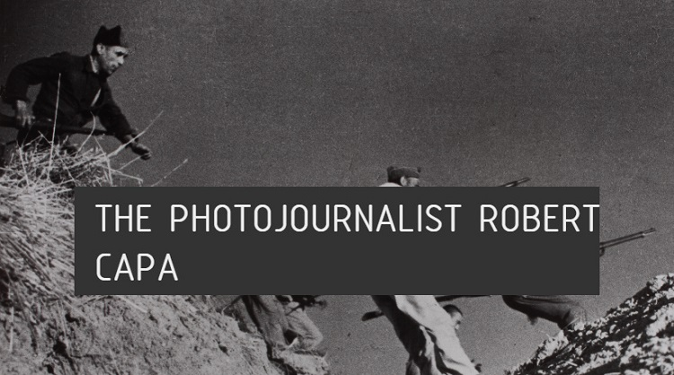 Honoring Robert Capa – Capa Center Of Budapest Planning Exhibition to Honor 105th Anniversary of the Photographer's Birth post's picture