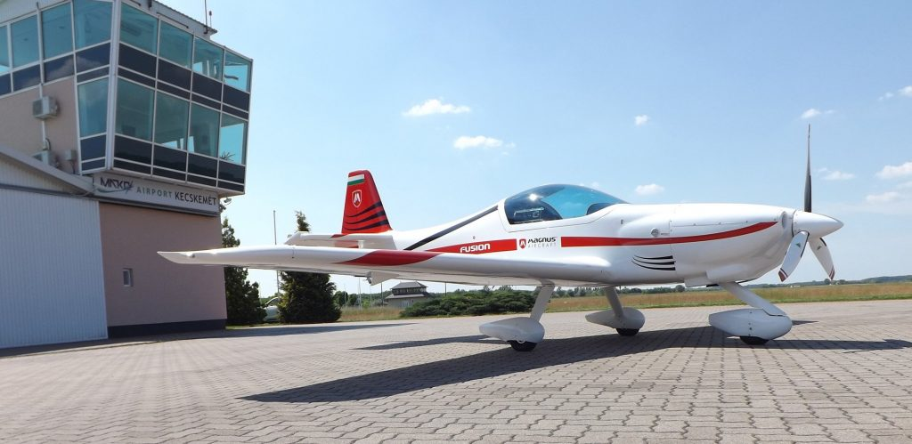 Magnus Aircraft to Construct 17-Million Euro Factory in Southern Hungary post's picture