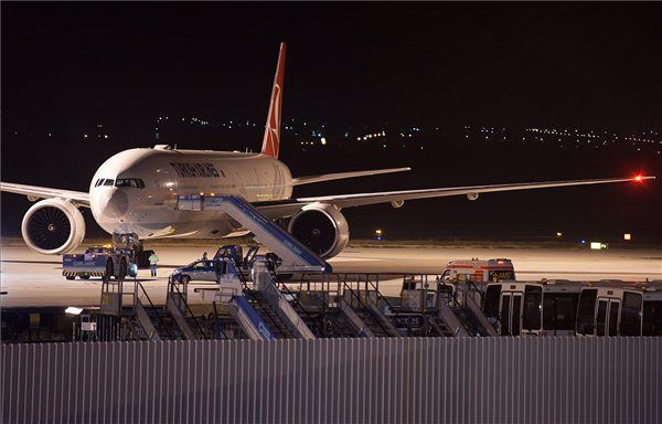 Turkish Aircraft Made Unscheduled Landing At Budapest's Ferenc Liszt Airport post's picture
