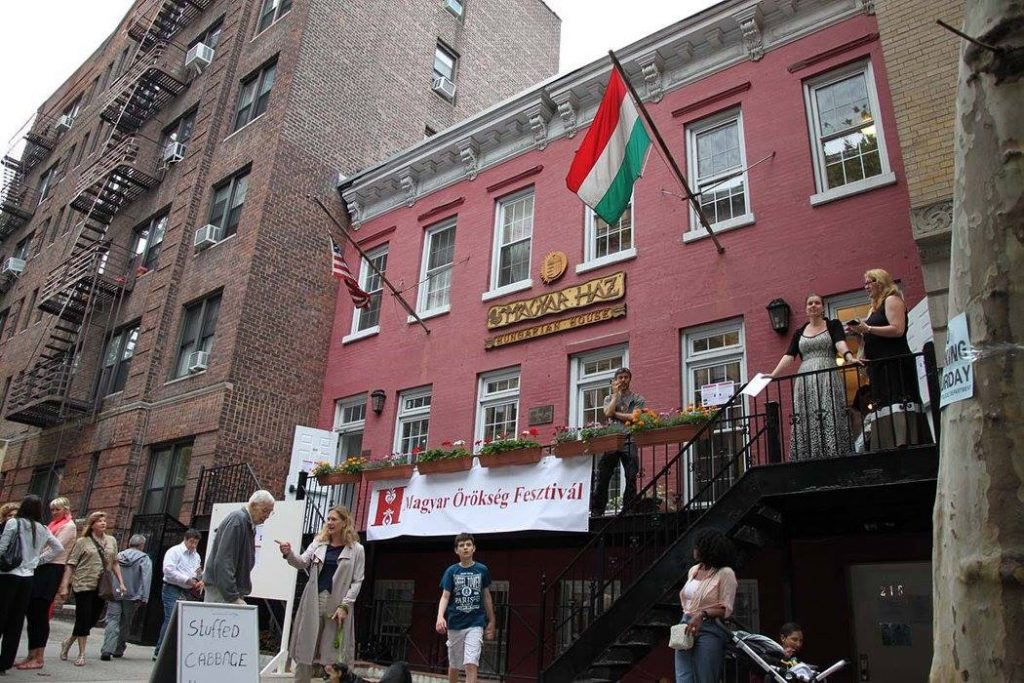 Hungarian Heritage Festival Held in New York City! post's picture