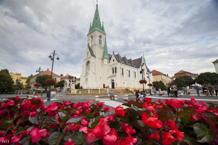 It's Official: One Of Europe's Most Beautiful Main Squares Is In Hungary! post's picture
