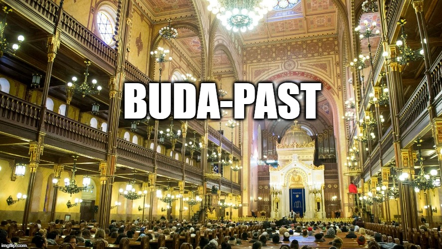 Buda-Past: Do You Know Which Iconic Building Of Budapest Celebrates Its 158th Birthday Today? post's picture