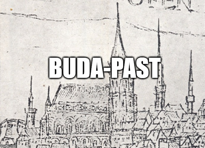 Buda-Past: Iconic Buildings Of Budapest Then And Now post's picture