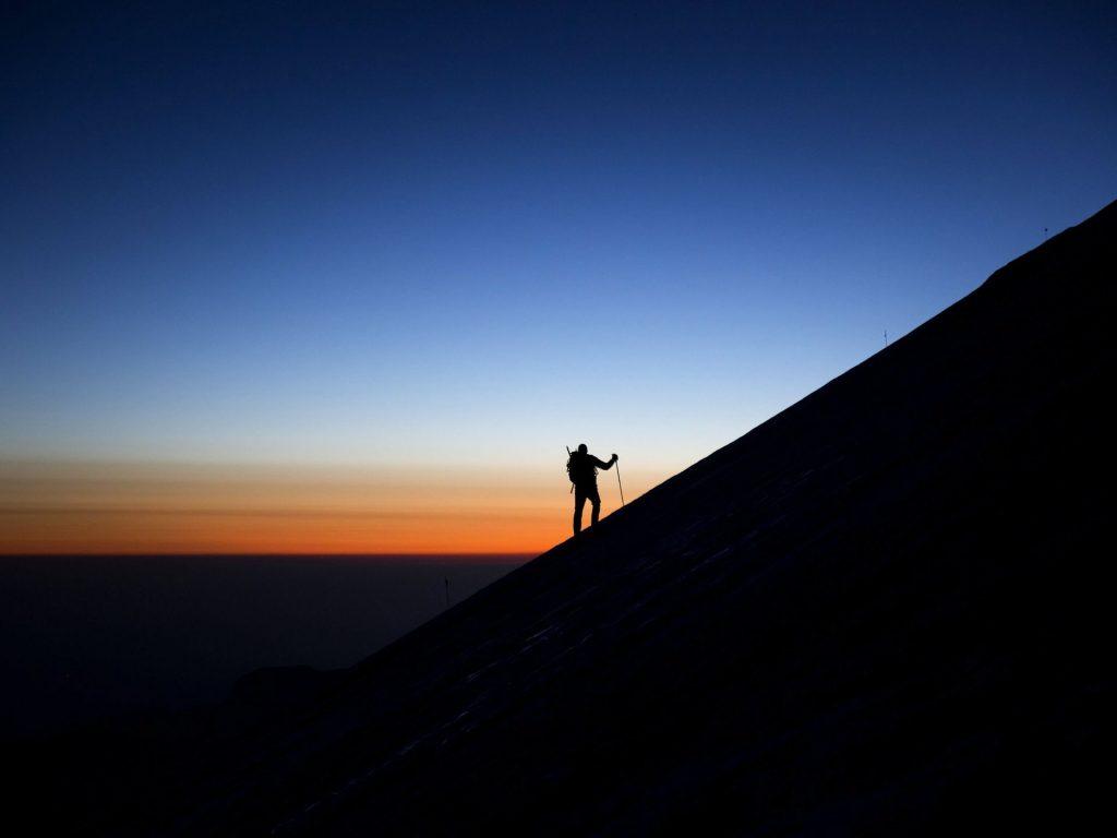 Hungarian Climber Summits Georgia's Mount Kazbek – Photo Gallery post's picture