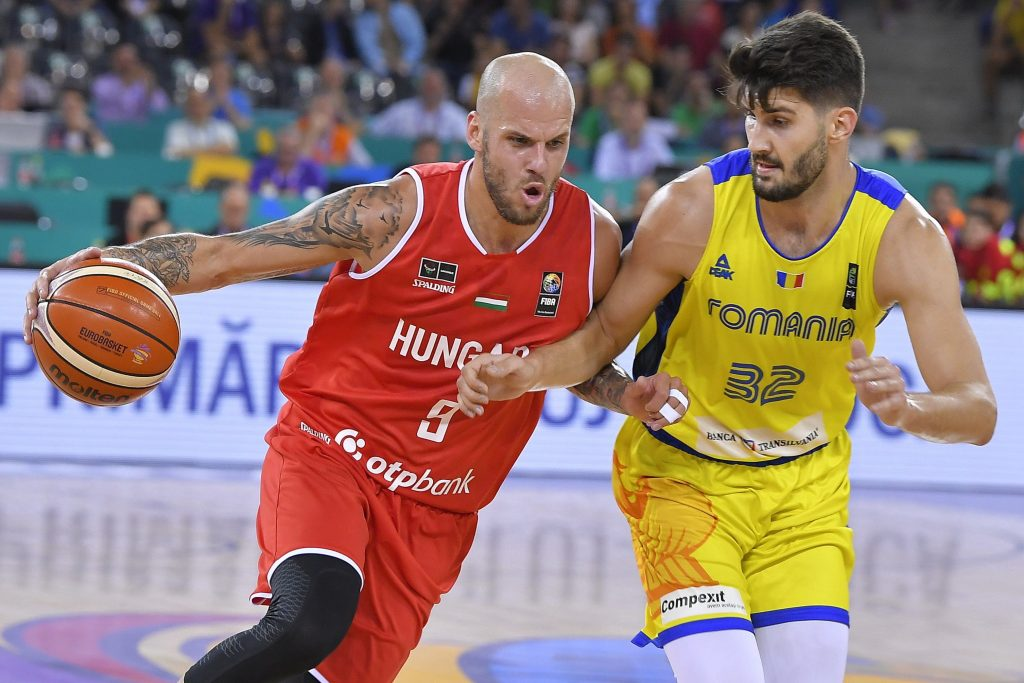 Hungary Defeat Romania, Advance in European Basketball Championships post's picture