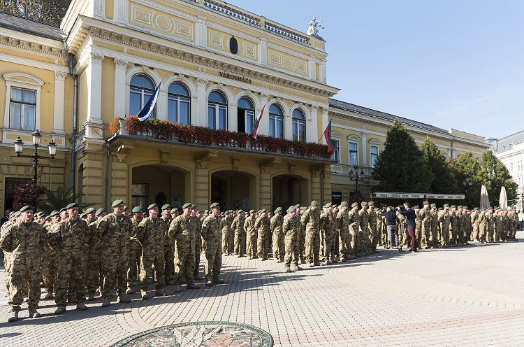 Hungary To Expand Its Number Of Military Reservists To 20,000 post's picture