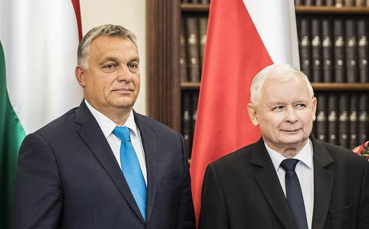 """We Want To See Less Of Brussels And Stronger Nation States"", Hungary PM Says On Visit To Warsaw post's picture"