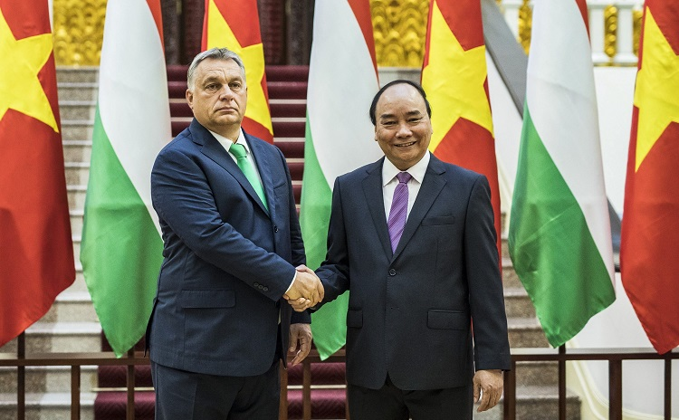 Hungary, Vietnam Enhance Bilateral Ties As PM Orbán Pays Official Visit To Hanoi post's picture