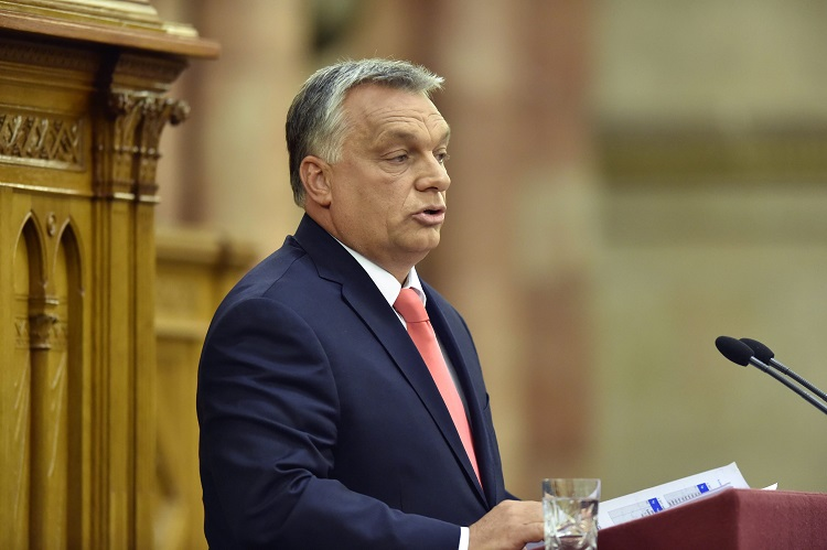 """""""Hungary Will Never Be An Immigrant Country"""", PM Orbán Pledges On Opening Day Of Parliament's Autumn Session post's picture"""