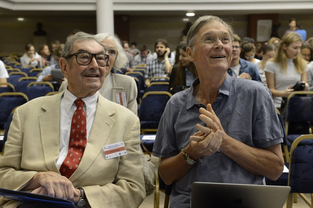 Molecular Frontiers Holds Conference In Budapest With Nobel Prize Laureates post's picture