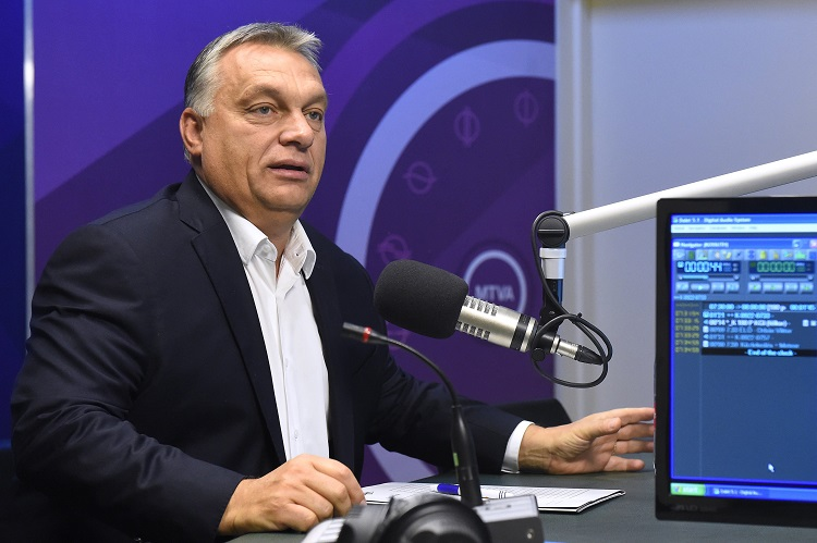 Orbán on Gyöngyöspata Case: Gov't Sides with Decent, Working Hungarians