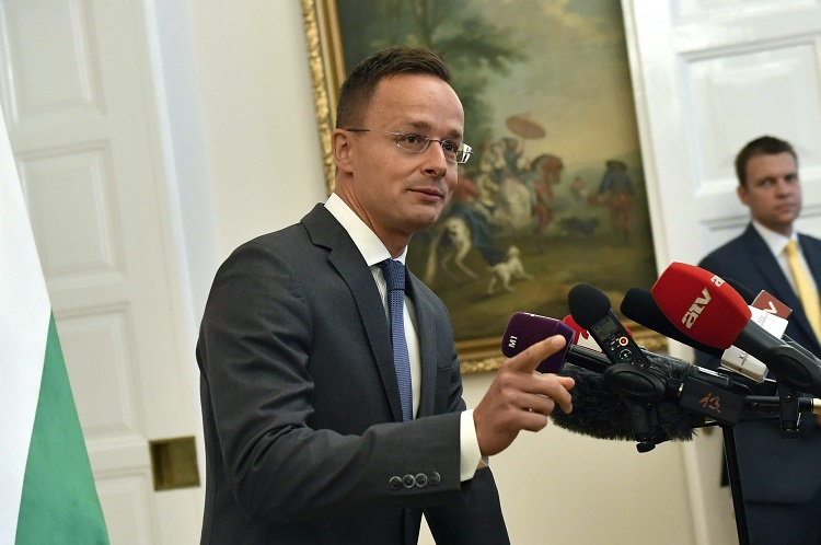 Hungarian Foreign Minister On EU Border Protection, Merkel's Remarks, Transylvania Campaign And North Korea post's picture
