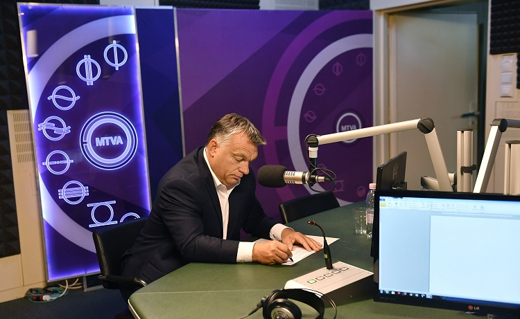 PM Orbán: Hungary Acknowledges ECJ Ruling But Won't Change Its Migrant Policies post's picture