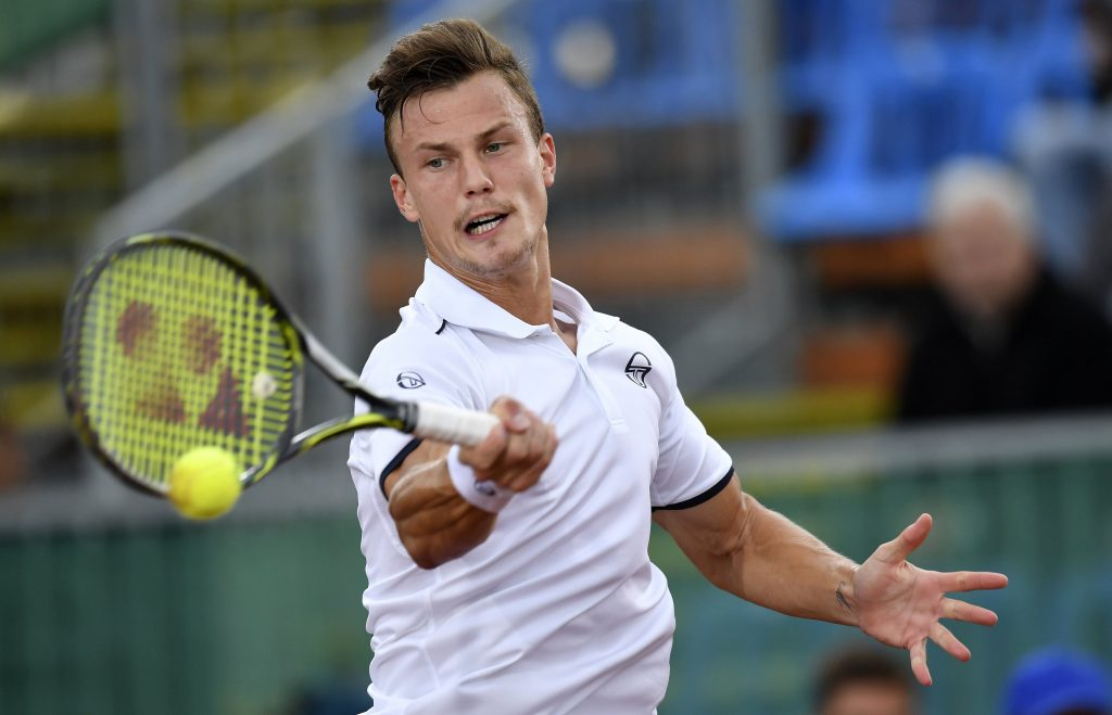 With Win Over Russia, Hungary's Tennis Team Qualifies for Davis Cup World Group post's picture