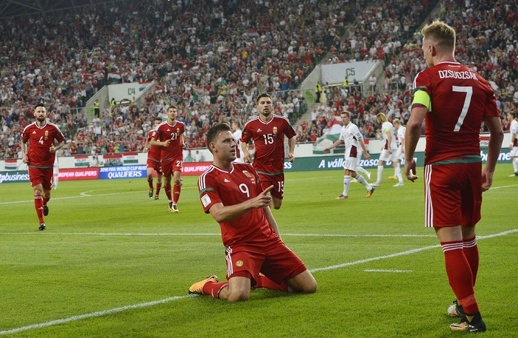 World Cup Qualifiers: Hungary Defeats Latvia Ahead Of Portugal Test post's picture