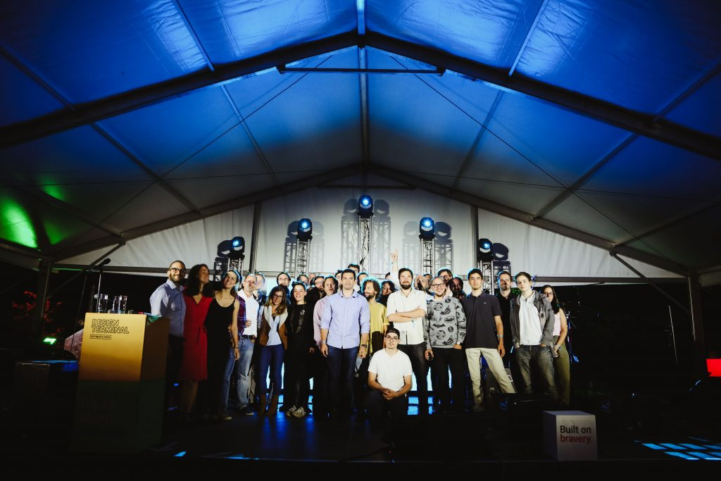 The Winners Of Hungary's First Strartup Festival Organised By Design Terminal post's picture