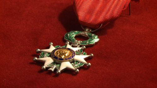 Director Of The Hungarian Museum Of Fine Arts Receives French Legion Of Honour post's picture