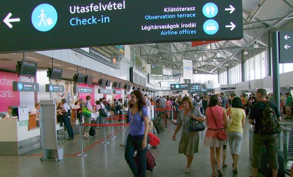 Liszt Ferenc Passenger Numbers Up more than 7 Percent post's picture