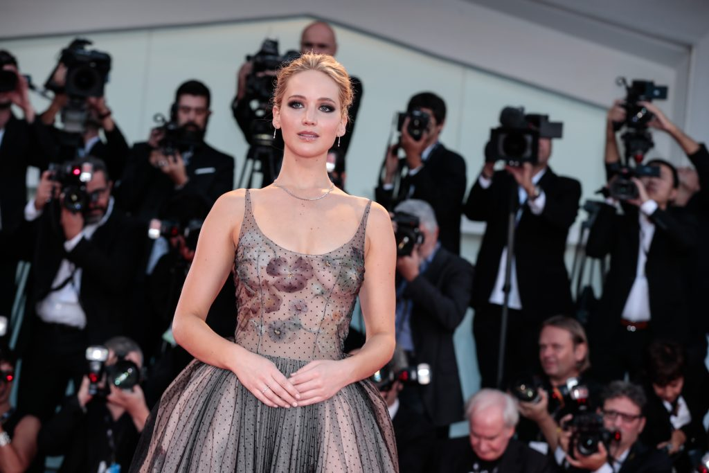 Jennifer Lawrence's Drunken Night in Budapest: Video post's picture