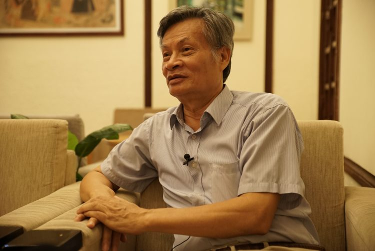 """Over the Last 16 months, They have Tried to Imprison me 12 times"": Exclusive Interview with Vietnamese Human-Rights Activist Nguyen Quang A post's picture"