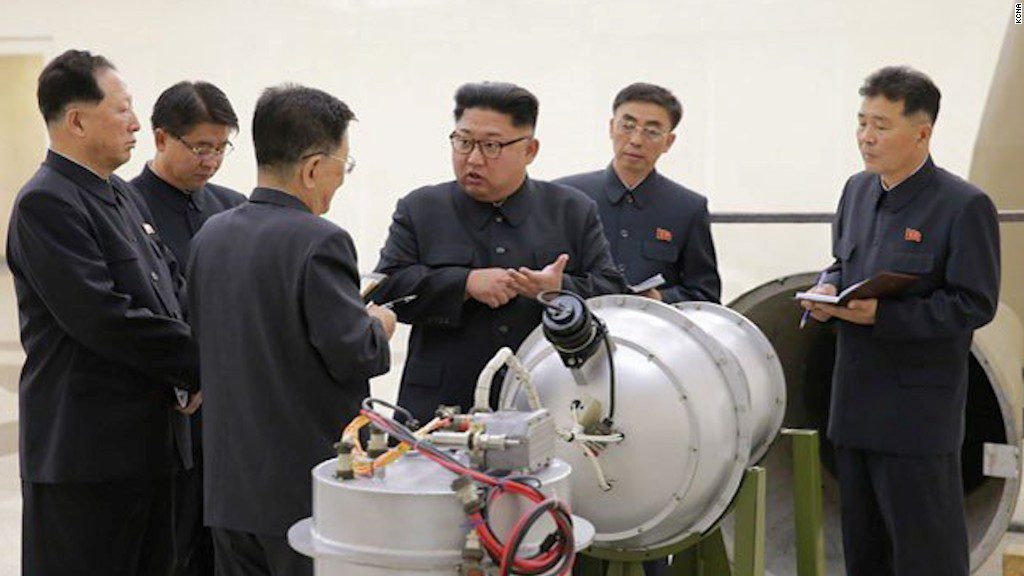 """Hungary """"Resolutely Condemns"""" North Korea's Nuclear Weapons Test post's picture"""