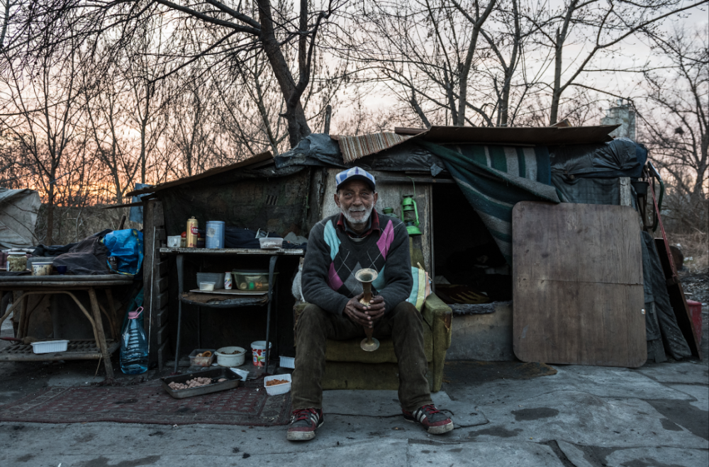 Photo Exhibition Shows Shocking Conditions Endured by Hungary's Homeless Population post's picture