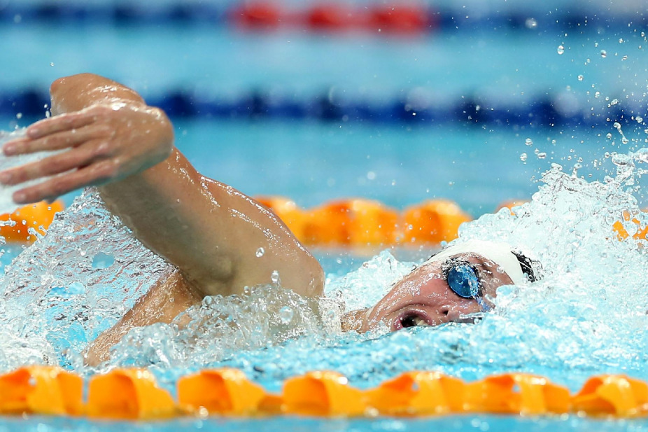 Katinka Hosszú Shines at the FINA/airweave Swimming World Cup's Hong Kong Meet post's picture