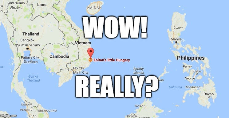 Vietnam's Only Hungarian Restaurant – Zoltán's Little Hungary post's picture