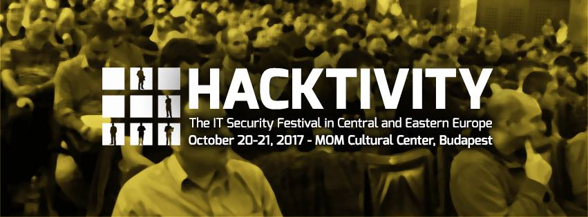 Ethical Hackers' Festival Being Held In Budapest post's picture