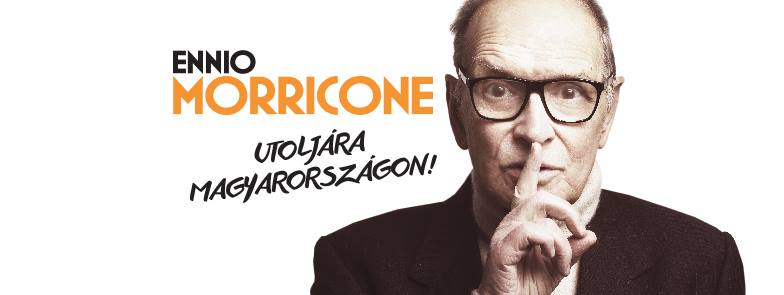 Ennio Morricone's Farewell Concert Tour Coming to Budapest post's picture