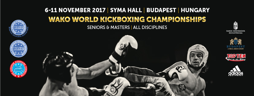 World Kickboxing Championship To Be Held In Budapest post's picture
