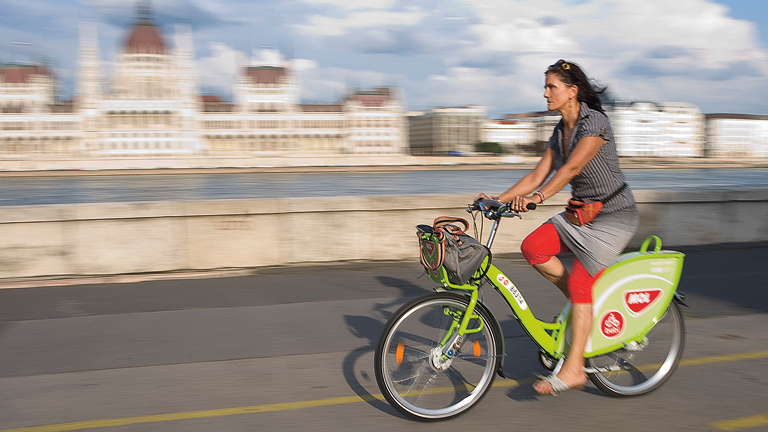 The MOL Bubi Bike-Sharing System Is Still Highly Popular In Budapest post's picture