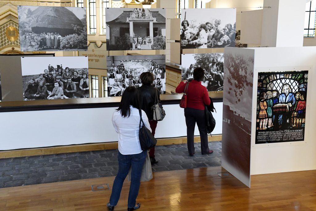 Exhibition Opens In Budapest About A Scot Who Gave Her Life To Help Protect Jewish Schoolgirls During World War Two post's picture