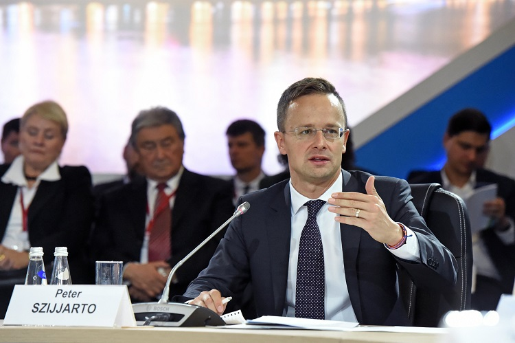 Szijjártó Calls for Restoring EU-Russia Economic Cooperation post's picture