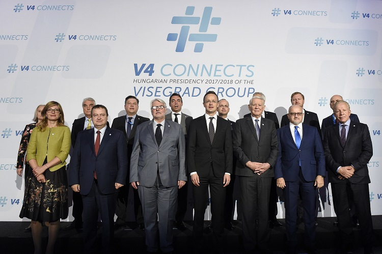 Western Balkans In Focus As Central And Eastern Europe's Top Diplomats Discuss EU/NATO Enlargement In Budapest post's picture