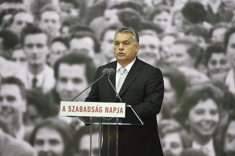 """We Must Never Underestimate The Power Of The Dark Side"" – Hungarian PM Orbán Draws Parallel Between 1956 And Today's Politics post's picture"