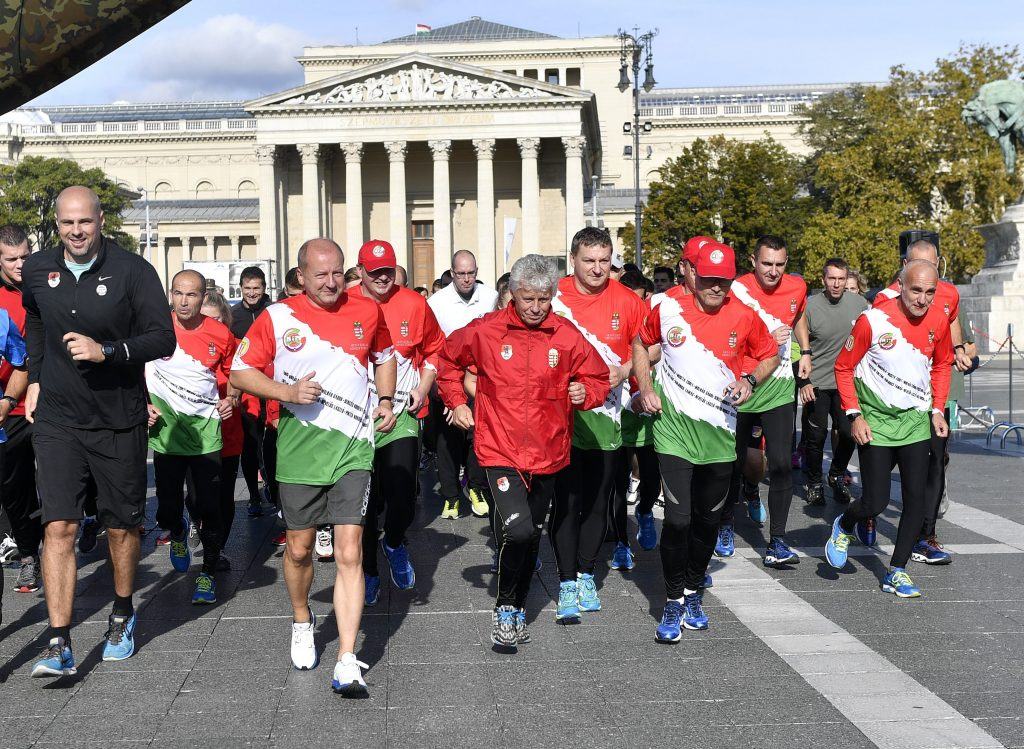 Memorial Run Starts From Budapest To Pay Tribute To WWI Soldiers post's picture